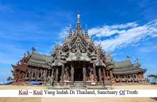 KUIL YANG INDAH DI THAILAND, WAJIB DI KUNJUNGI!